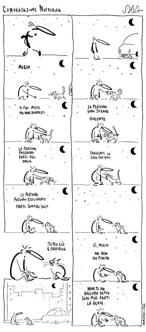 Conversazione notturna4